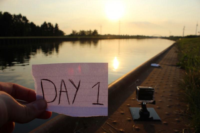 Hitchhiking Europe in 40 days