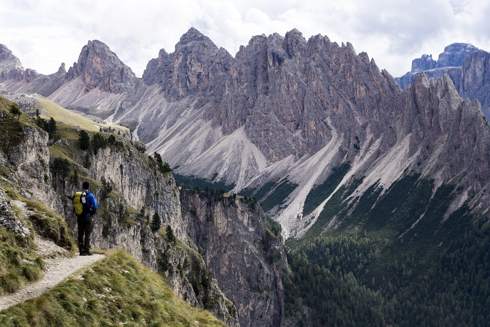 Chapter 10 – A walk in the Dolomites