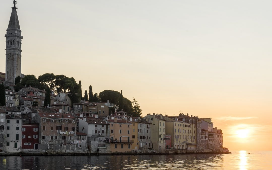 Photo journal – Rovinj, pearl in Istria's Adriatic crown