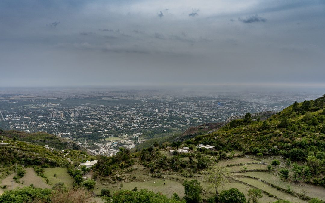 Couchsurfing in Islamabad, Pakistan